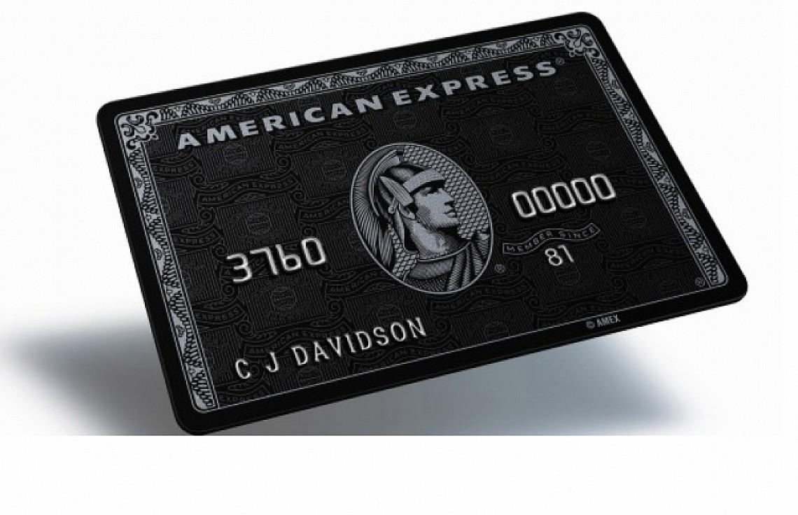 american express black card